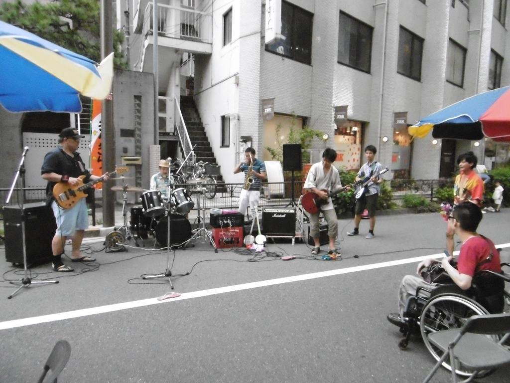 きらきら通り商店会夏まつり2018